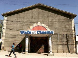 Un nuovo cinema in Etiopia